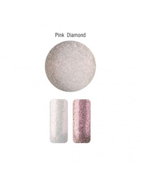 Nail Art - Mica Powder Pink Diamond