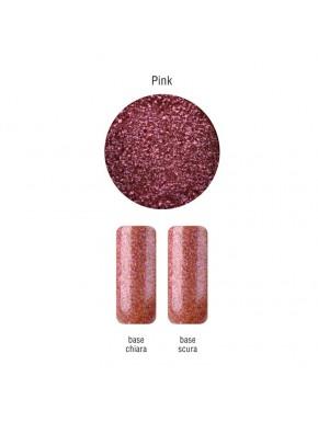 Nail Art - Fine Glitter Pink