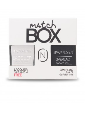 Match Box Overlac / Lacquer - Lac01 - Overlac BW02