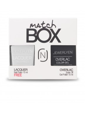 Match Box Overlac / Lacquer - Lac02 - Overlac BW03