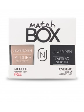Match Box Overlac / Lacquer - Lac03 - Overlac ND08