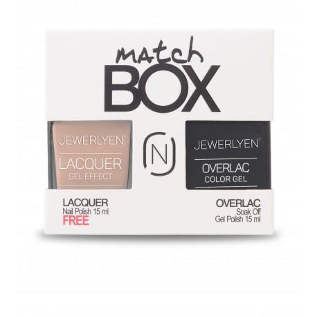 Match Box Overlac / Lacquer - Lac03 - Overlac ND08