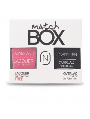 Match Box Overlac / Lacquer - Lac05 - Overlac ND04