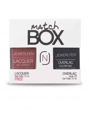 Match Box Overlac / Lacquer - Lac07 - Overlac ND05