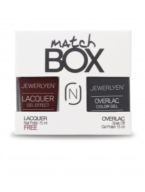 Match Box Overlac / Lacquer - Lac08 - Overlac PK14