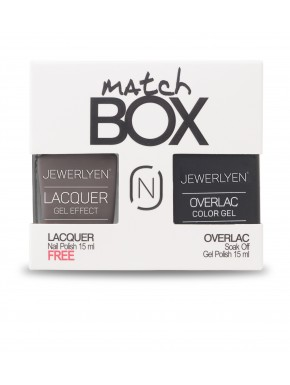 Match Box Overlac / Lacquer - Lac09 - Overlac BR11