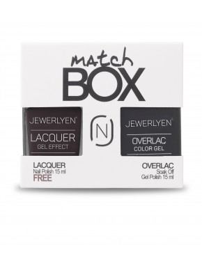 Match Box Overlac / Lacquer - Lac10 - Overlac BR01