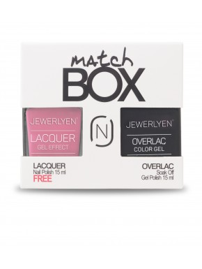 Match Box Overlac / Lacquer - Lac11 - Overlac PK10
