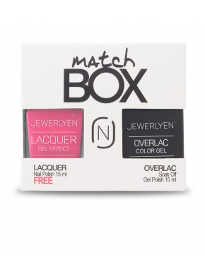 Match Box Overlac / Lacquer - Lac12 - Overlac PK02