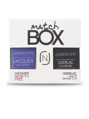 Match Box Overlac / Lacquer - Lac25 - Overlac BL13