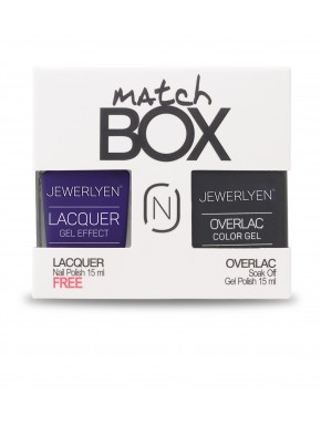 Match Box Overlac / Lacquer - Lac27 - Overlac BL17