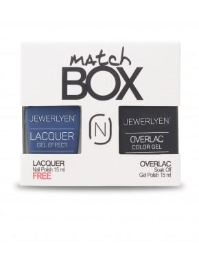 Match Box Overlac / Lacquer - Lac28 - Overlac BL19