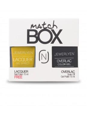 Match Box Overlac / Lacquer - Lac29 - Overlac YO09