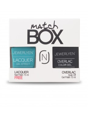Match Box Overlac / Lacquer - Lac31 - Overlac GR12