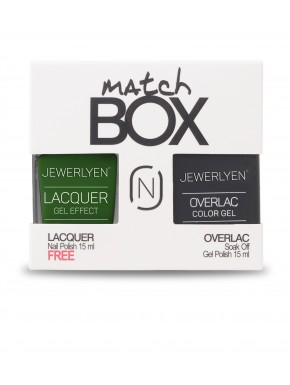 Match Box Overlac / Lacquer - Lac32 - Overlac GR14