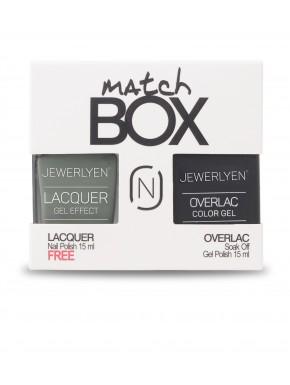 Match Box Overlac / Lacquer - Lac33 - Overlac BW11