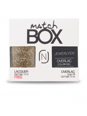 Match Box Overlac / Lacquer - Lac36 - Overlac GT13
