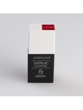 OVERLAC Gél Lakk - CHERRY - 15 ml