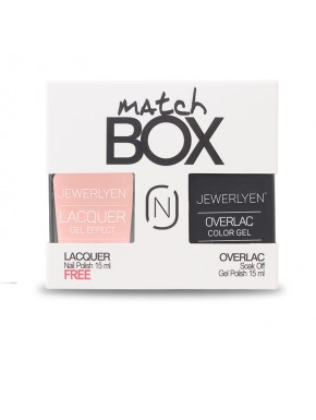Match Box Overlac / Lacquer - Lac60 - Overlac ND22