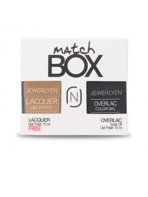 Match Box Overlac / Lacquer - Lac63 - Overlac ND25