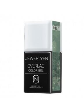 OVERLAC Gél Lakk - MARBLE 01 - 15 ml