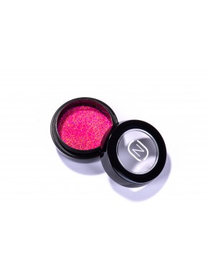Tweed Effect 03 - Mákhatású Díszítőpor Pink - Pink Fluo
