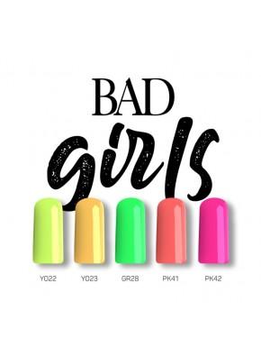 4+1 Bad Girls Gél lakk csomag