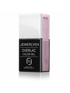 OVERLAC - ND26 - 15 ml PEARLY NUDE
