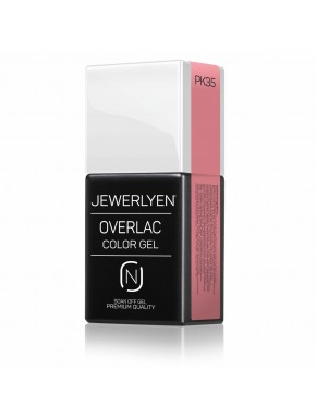 OVERLAC - PK35 - 15 ml PEARLY PINK