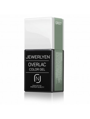 OVERLAC Gél Lakk - GR27 - 15 ml