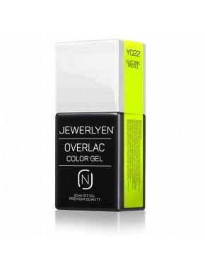 OVERLAC Gél Lakk - YO22 - 15 ml